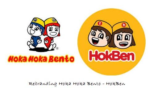 rebranding logo HokBen