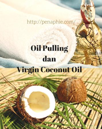 oil pulling, VCO, coconut oil pulling