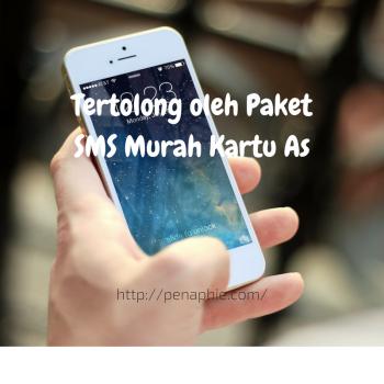 paket SMS murah Kartu As