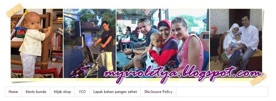 blog mak Aya: myvioletya.blogspot.com