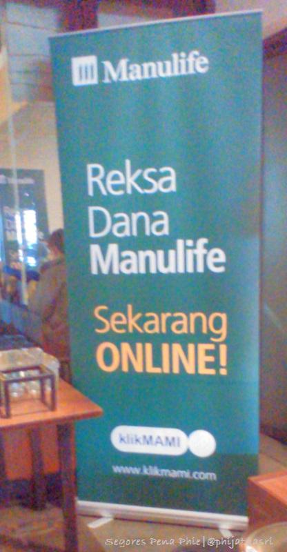 reksa dana Manulife saat ini bisa dibeli secara online