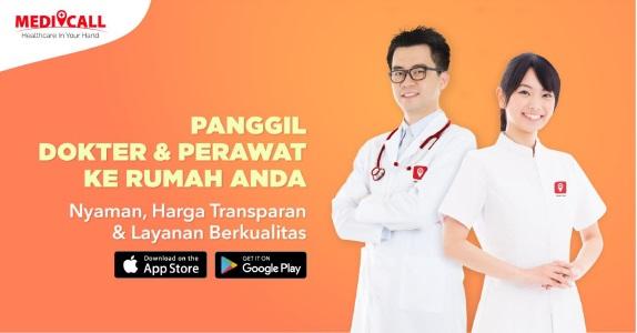 aplikasi kesehatan Medi-Call